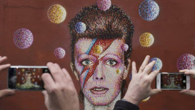 David Bowie – sein Museum als App