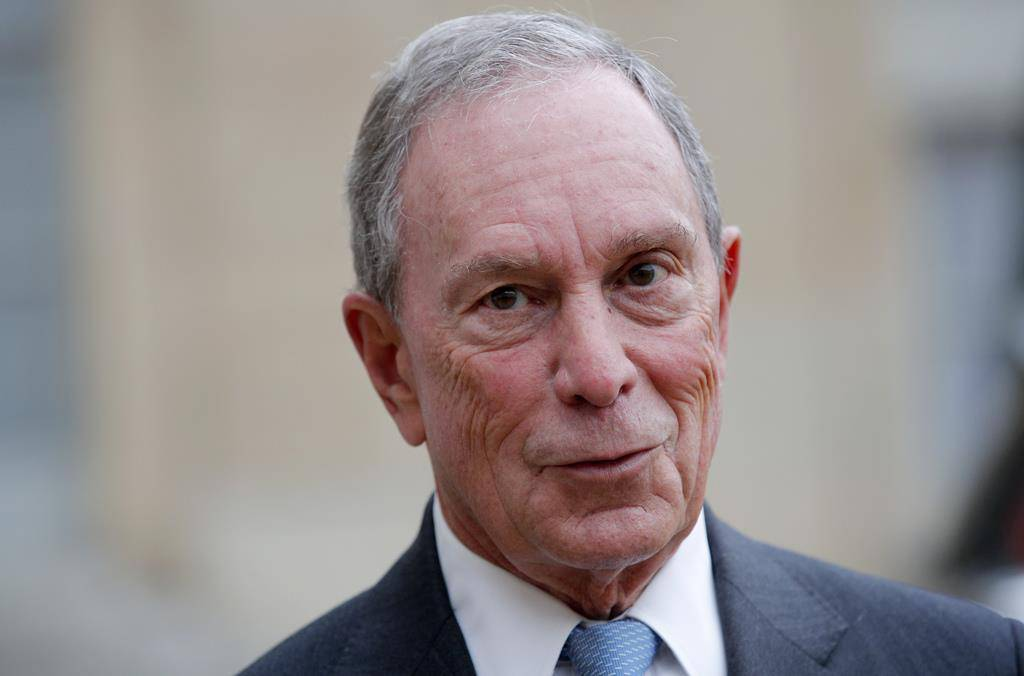 Michael Bloomberg (Bloomberg LP, 47,5 Milliarden Dollar) (© Keystone)