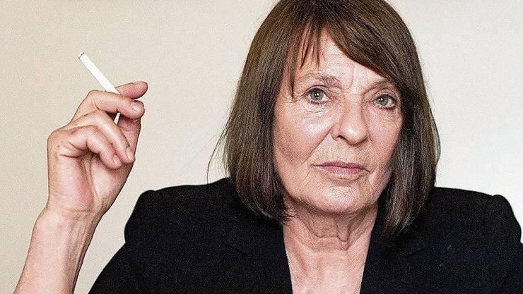 Umstritten: Die deutsche Schriftstellerin Monika Maron.