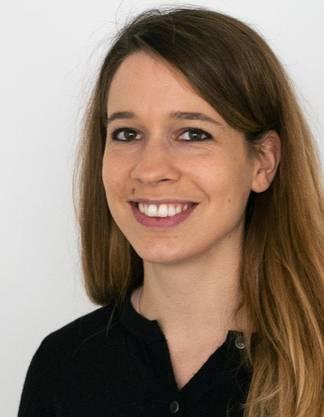 Mattea Dallacker ist Verhaltensforscherin am Max-Planck-Institut.