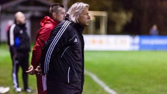 Verlor in Klingnau trotz Erfolg den Rückhalt der Klubführung: Kulttrainer Radi Schibli verlässt die Bühne.