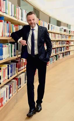 In Sachen Umwelt das Schlusslicht bei den Ständeratskandidaten: Hans-Ueli  Vogt.