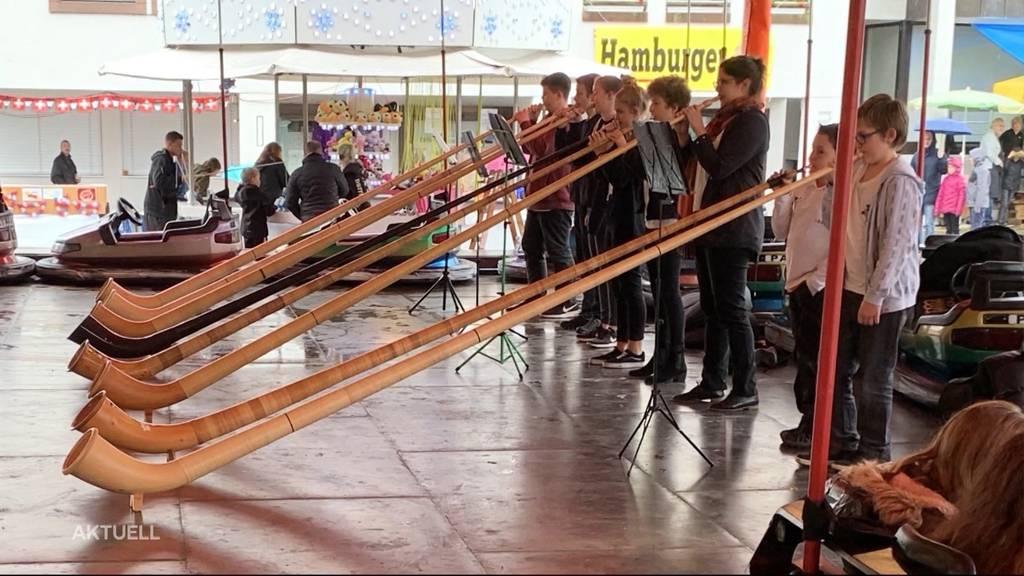 Alphörner von Musikschule nach Konzert gestohlen