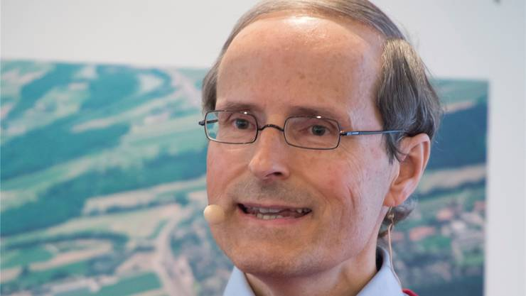 Carl Elsener, CEO Victorinox