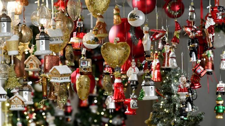 Das Weihnachtsgeschäft im britischen Detailhandel glänzt nicht. Erstmals seit der Finanzkrise sind die Einnahmen nicht mehr gewachsen. (Archiv)