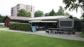 Trotz Duschen im Clubhaus musste der SC Blustavia für die städtischen Garderoben zahlen.
