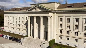 Das Schweizer Bundesgericht. (Archivbild)