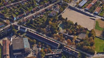 Der Hardplatz beim Freizeitzentrum Landauer wird doppelt so teuer wie geplant.