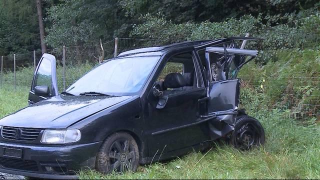 Schwerer Unfall auf Zubringerautobahn T5
