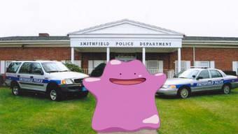 Die Polizei von Smithfield lockte Verbrecher mittels seltenem Pokemon