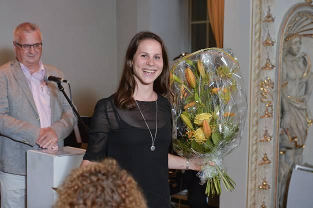 Andrea Portmann: Preisträgerin in der Kategorie Film
