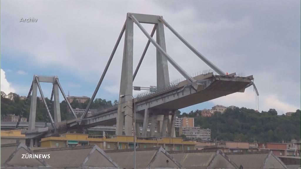 Genua gedenkt 43 Opfern des Morandi-Brücke-Einsturzes