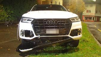 Menziken AG, Verkehrsunfall