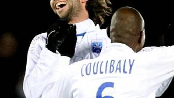 Auxerre jubelt über Sieg gegen Bordeaux