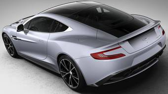 Aston Martin Centenary Edition