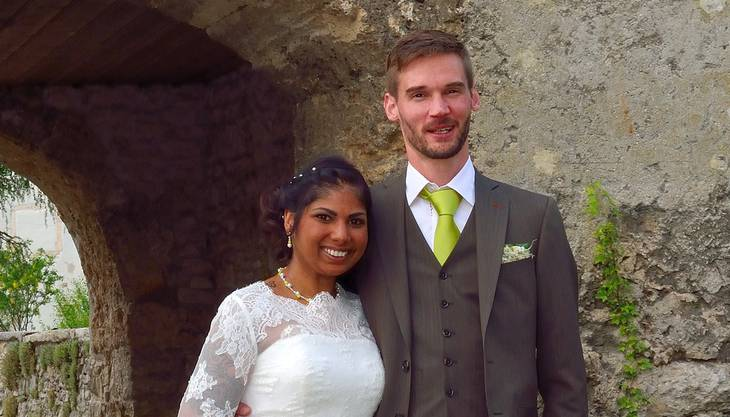 Alexandra und Pascal aus Pratteln