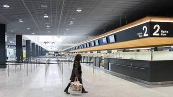 Flughafen Eröffnung Terminal 2