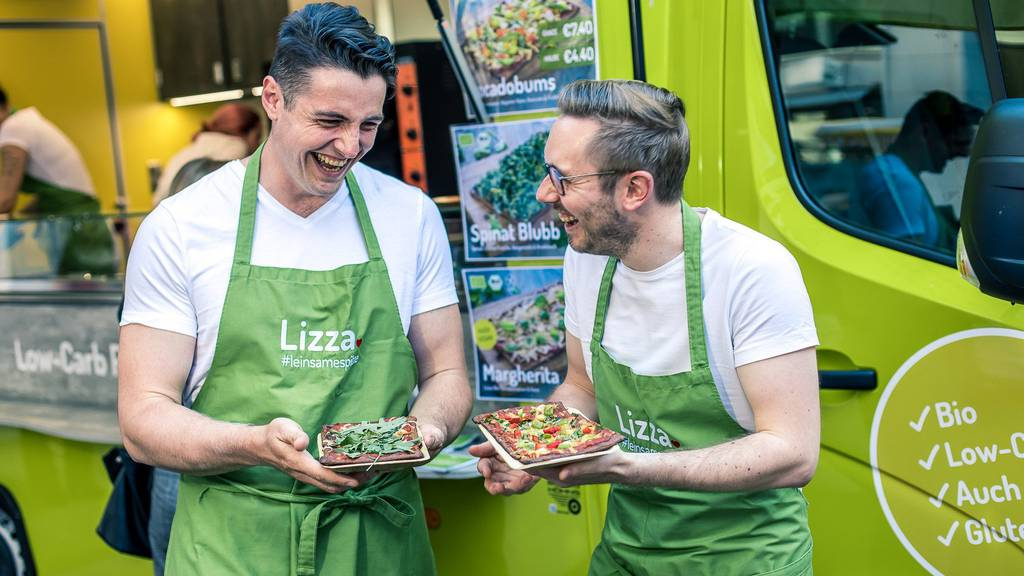 St.Galler bringt Low-Carb-Pizza in die Schweiz