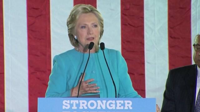 Hat Hillary den Sieg auf sicher?