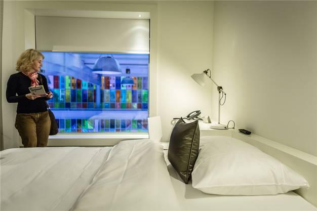 Das neue Trafo-Hotel trägt zum Übernachtungsboom bei. Bis Ende Jahr wird in der Stadt mit 86000 Übernachtungen gerechnet – so viele wie zuletzt 2001.