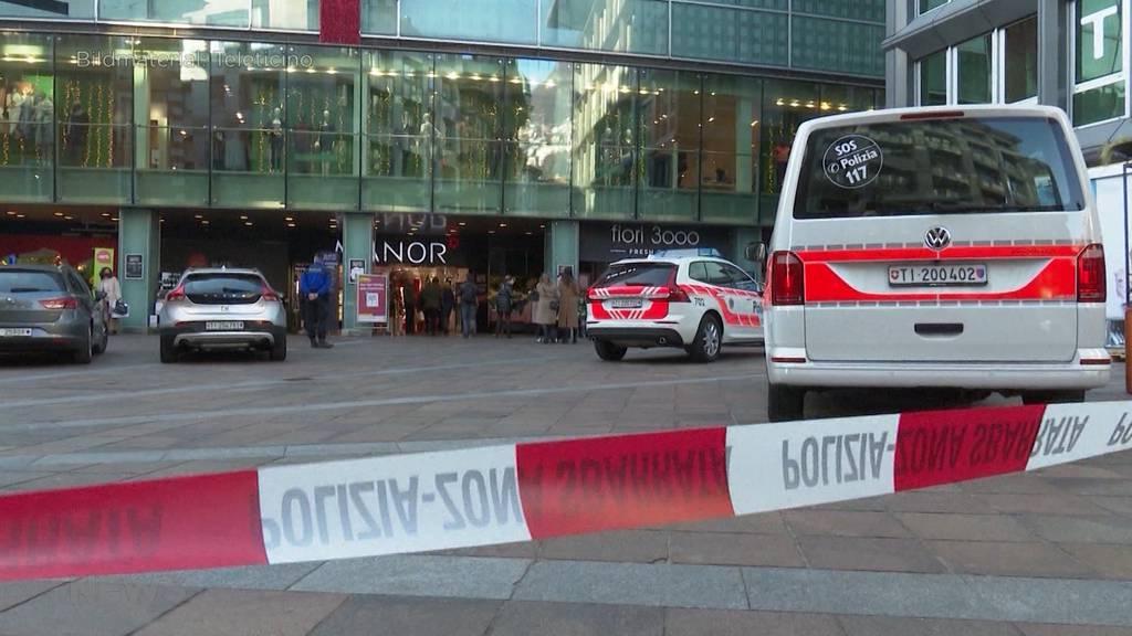 Messerstecherei in Lugano: Angreiferin war Behörden bekannt