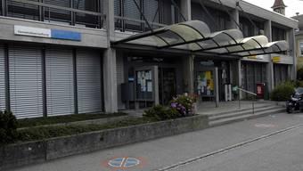 Die Gemeinde hat den Postteil im Gemeindehaus gekauft.