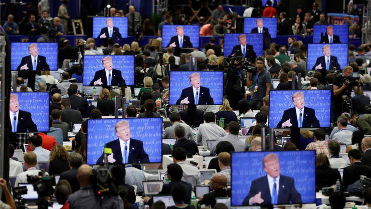 Big Data im US-Wahlkampf.