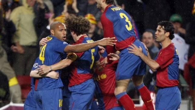 Barcelona erteilte den Bayern eine Lektion