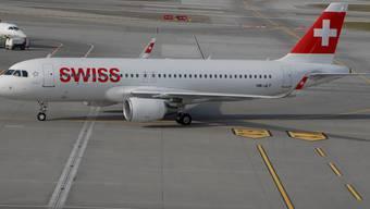 Der neue Airbus mit Namen «Grenchen» ist bereits im Einsatz, aber noch nicht getauft.