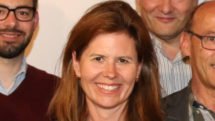Françoise Okle, FDP, neu