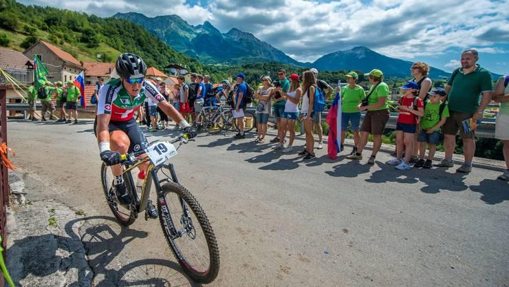 Nathalie Schneitter fühlt sich bereit für die Weltmeisterschaften in Andorra.