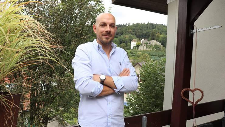 Matthias Anderau (parteilos) erhielt 364Stimmen.