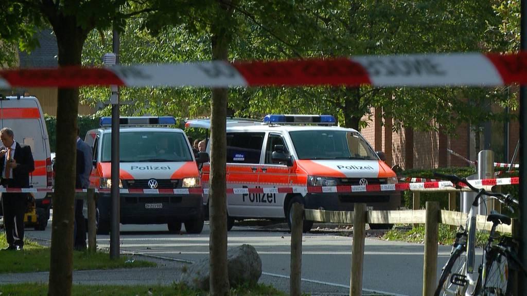 Bombendrohung in einer Kita in Zürich Affoltern