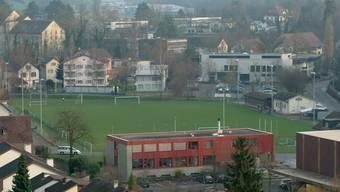 Hier trägt Turgi seine Heimspiele nicht mehr lange aus: Die Einwohnergemeinde wird die Parzelle mit dem Sportplatz «Steig» verkaufen.