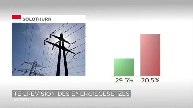 Böse Überraschung für Solothurner Regierung