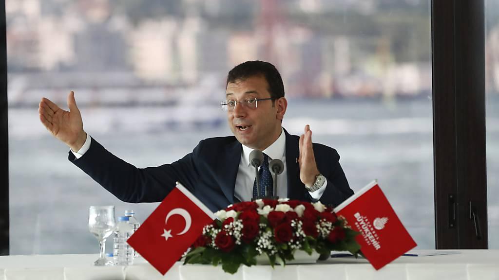 Machtkampf um Istanbul-Kanal: Bürgermeister weist Erdogan-Pläne ab