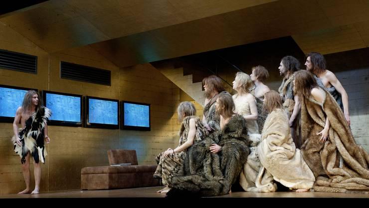 Angst von Robert Harris im Schauspielhaus