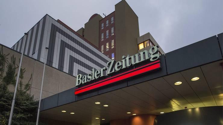 Ins Druckerei-Gebäude der «Basler Zeitung» sollen ein Grosskino und ein Club einziehen.