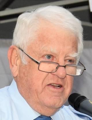 Otto H. Suhner, Brugger Unternehmer und Präsident des bürgerlichen Forums perspective.ch.