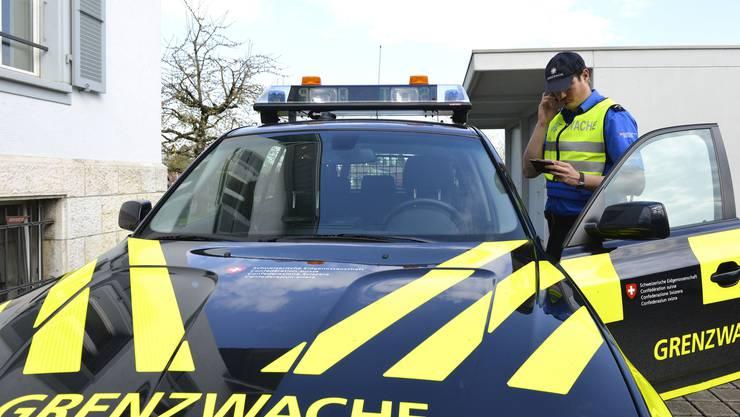 Die Grenzwache hat im Kampf gegen den Kriminaltourismus mehr denn je alle Hände voll zu tun.