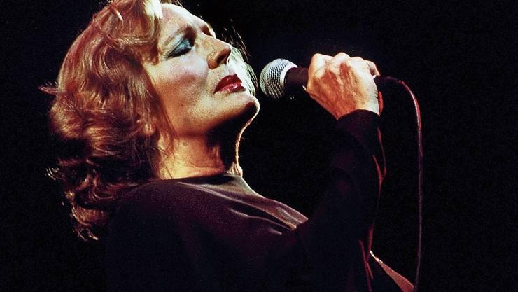 Die portugiesische Sängerin Amália Rodrigues hat den Fado in die Welt getragen.