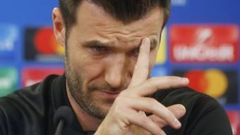 Trainer Wicky wird mit dem FC Basel in der nächsten Runde auf Luzern treffen.