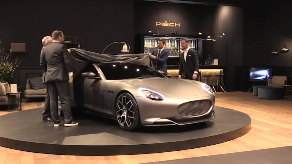 Dieser Schweizer E-Sportwagen kostet 170'000 Euro