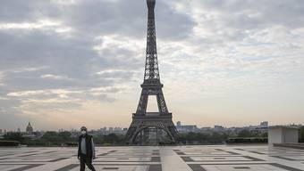 Die französische Wirtschaft leidet massiv unter der Coronakrise, (Archivbild)