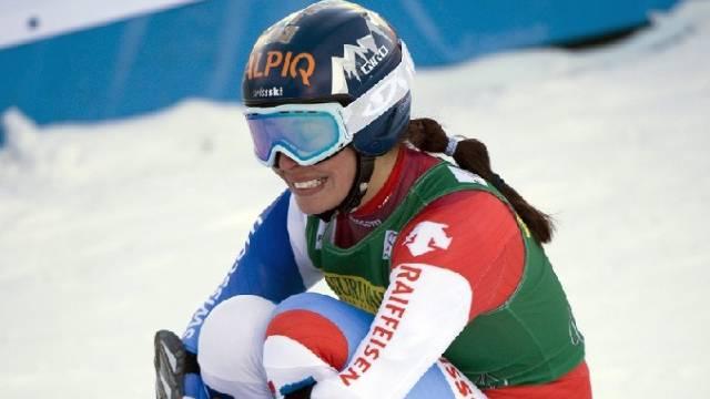 Vorzeitiges Saisonende für Dominique Gisin