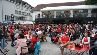 WM 2018: Schweizer-Match in Solothurn
