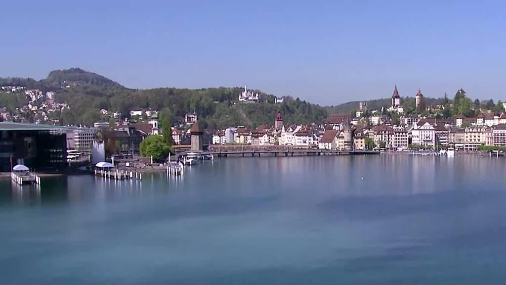 Trotz 1,2 Millionen-Kampagne: Luzern Tourismus bleibt skeptisch