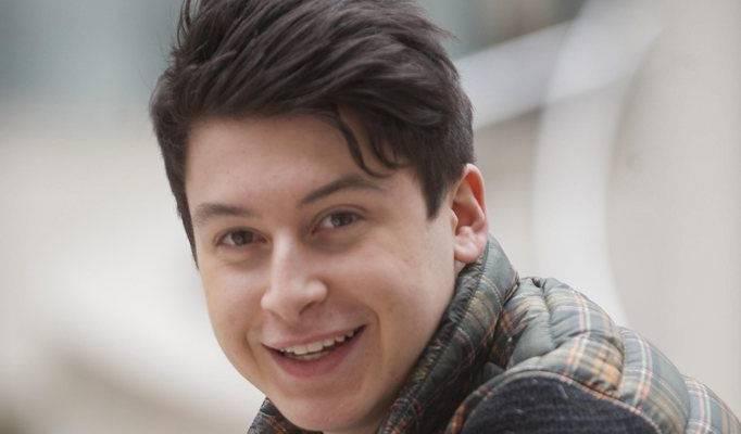 Der 17-jährige Nick D'Aloisio  gilt als Wunderkind der Branche.