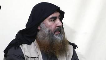 Terrorchef Abu Bakr al-Bagdadi