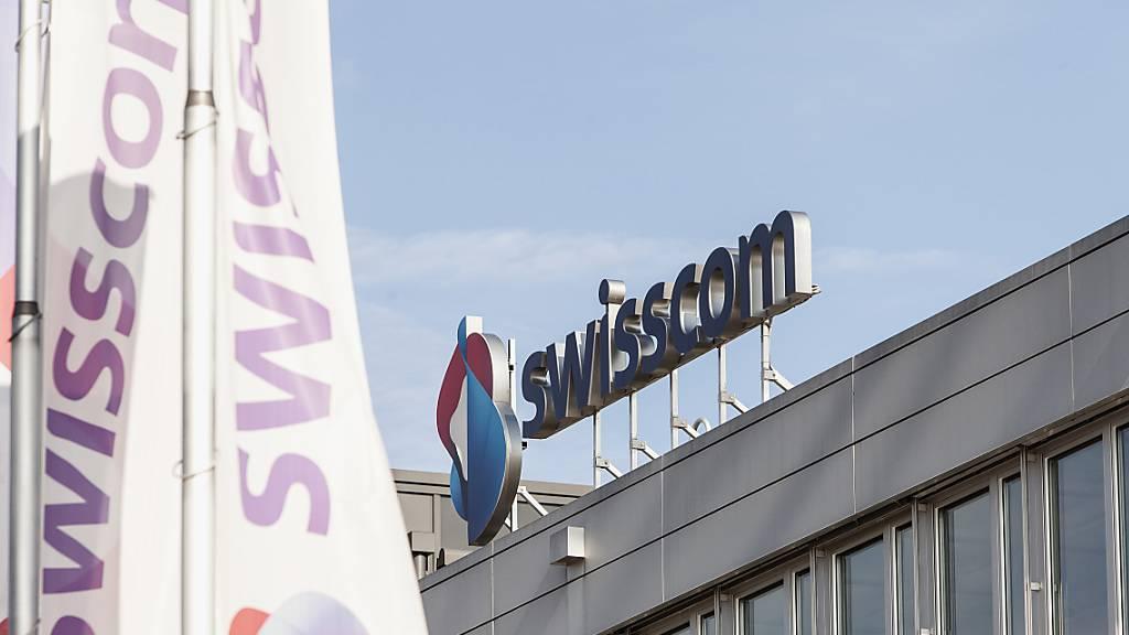 Swisscom macht mit weniger Umsatz mehr Betriebsgewinn